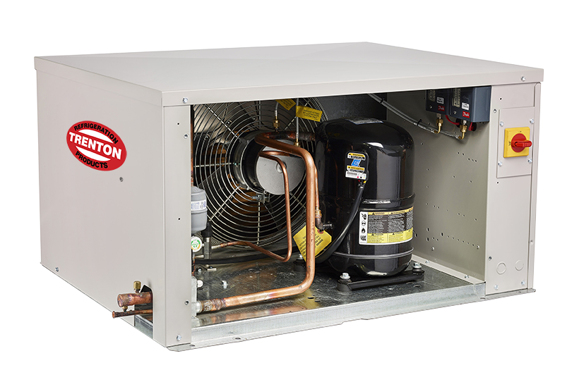 Teh Indoor Outdoor Air Cooled Hermetic Condensing Units