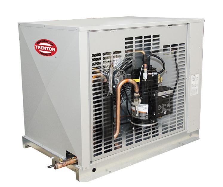 condensing units archives trenton refrigeration rh t rp com Refrigeration Logos Refrigeration System