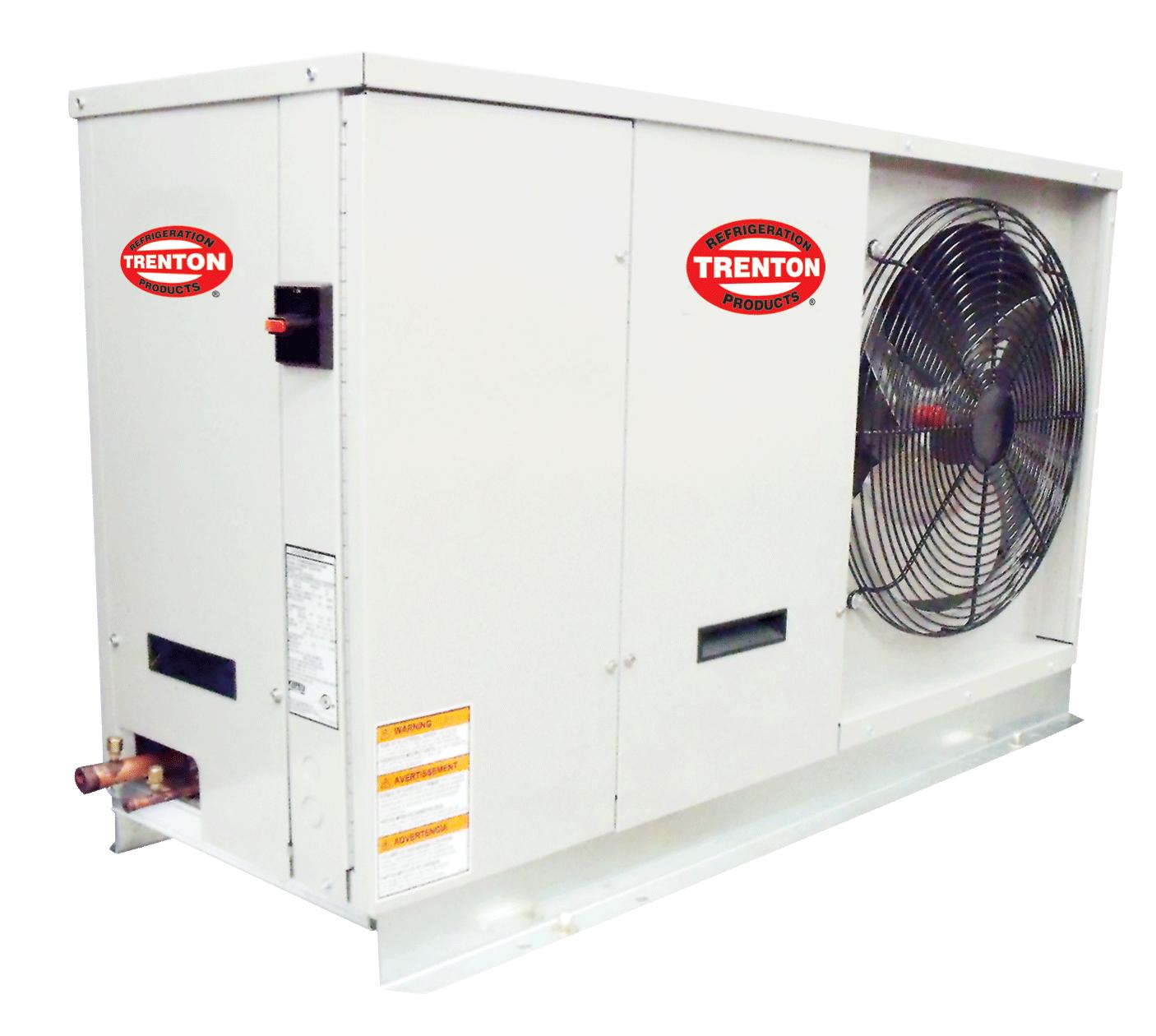 Air Condensing Unit : Tqh outdoor air cooled quiet hermetic condensing units